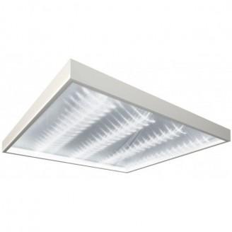 Встраиваемый светодиодный светильник Вт A-OFFICE-35D5KP пластиковый корпус