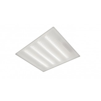 LED светильник SVT-ARM-U-AIR-595x595x34-29W-IP54-PR