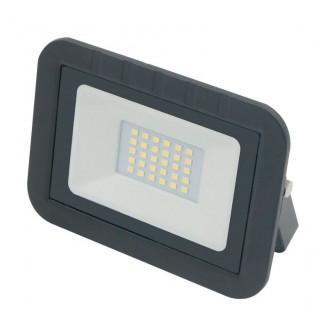 Светодиодный прожектор ULF-Q511 30W/BLUE IP65 220-240В BLACK