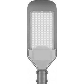 Светодиодный уличный консольный светильник Feron SP2922 50W 6400K 230V, серый 32214