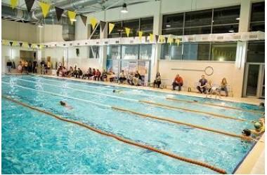 Освещение  фитнес-клуба Gold fit spa в г.Краснодар