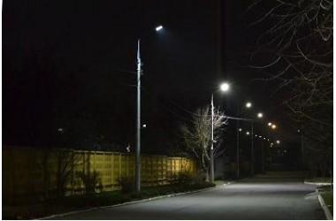 Освещение территорий на объектах ОБД-Инвест по Краснодарскому краю