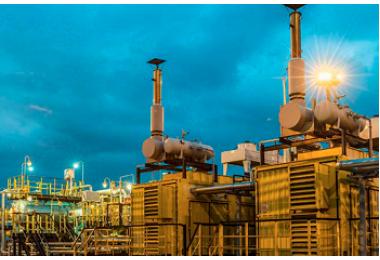 Освещение производственных объектов ООО РН-Краснодарнефтегаз (Роснефть) в Краснодарском крае