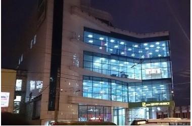Освещение торгово-офисного центра СЕВЕРНЫЙ в г.Краснодар фото №1