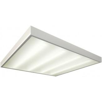 Офисный светодиодный светильник TL-ЭКО 48 PR Р/О (S5E) 5К
